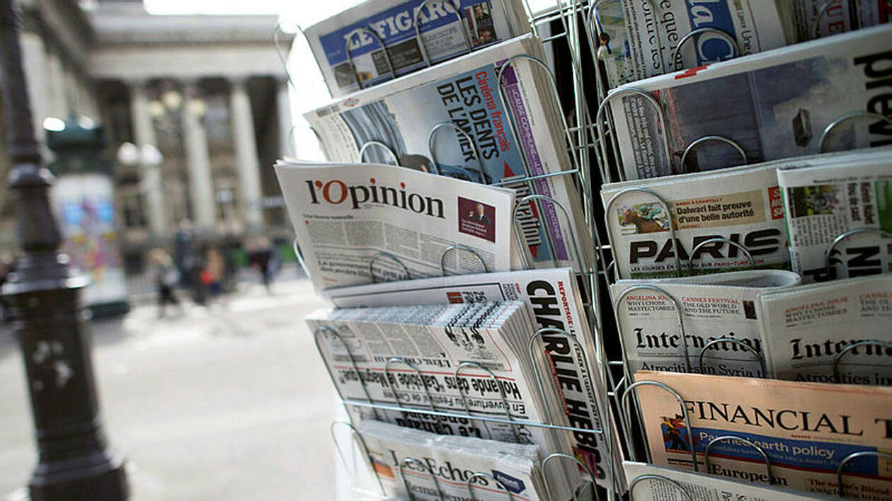 Liste de sites de journaux et magazines français