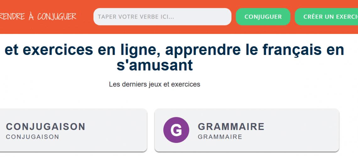 Exercices en ligne pour apprendre le français